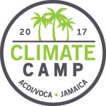 ACDI/VOCA USAID Jamaica Rural Economy and Ecosystems Adapting to Climate change project 2017 Climate Camp logo