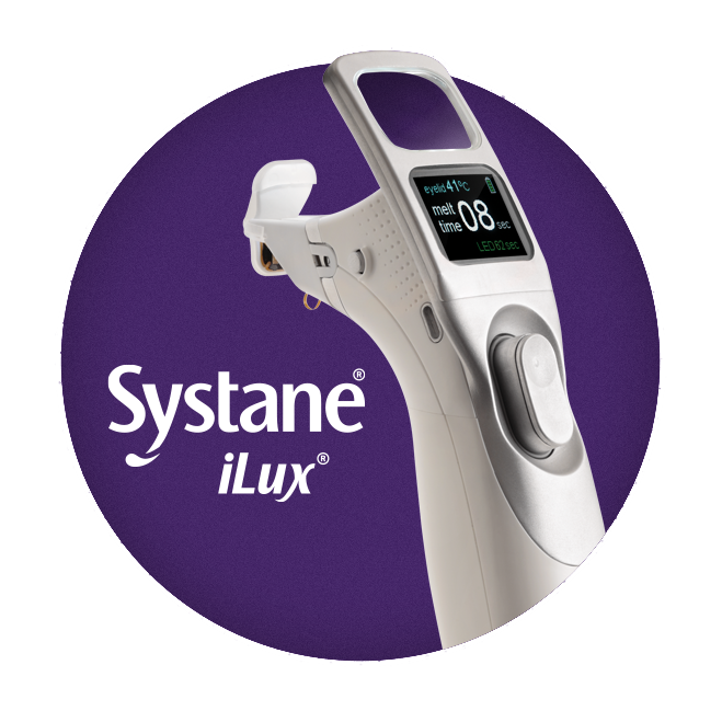 Meibomian gland dysfunction treatment with iLUX®