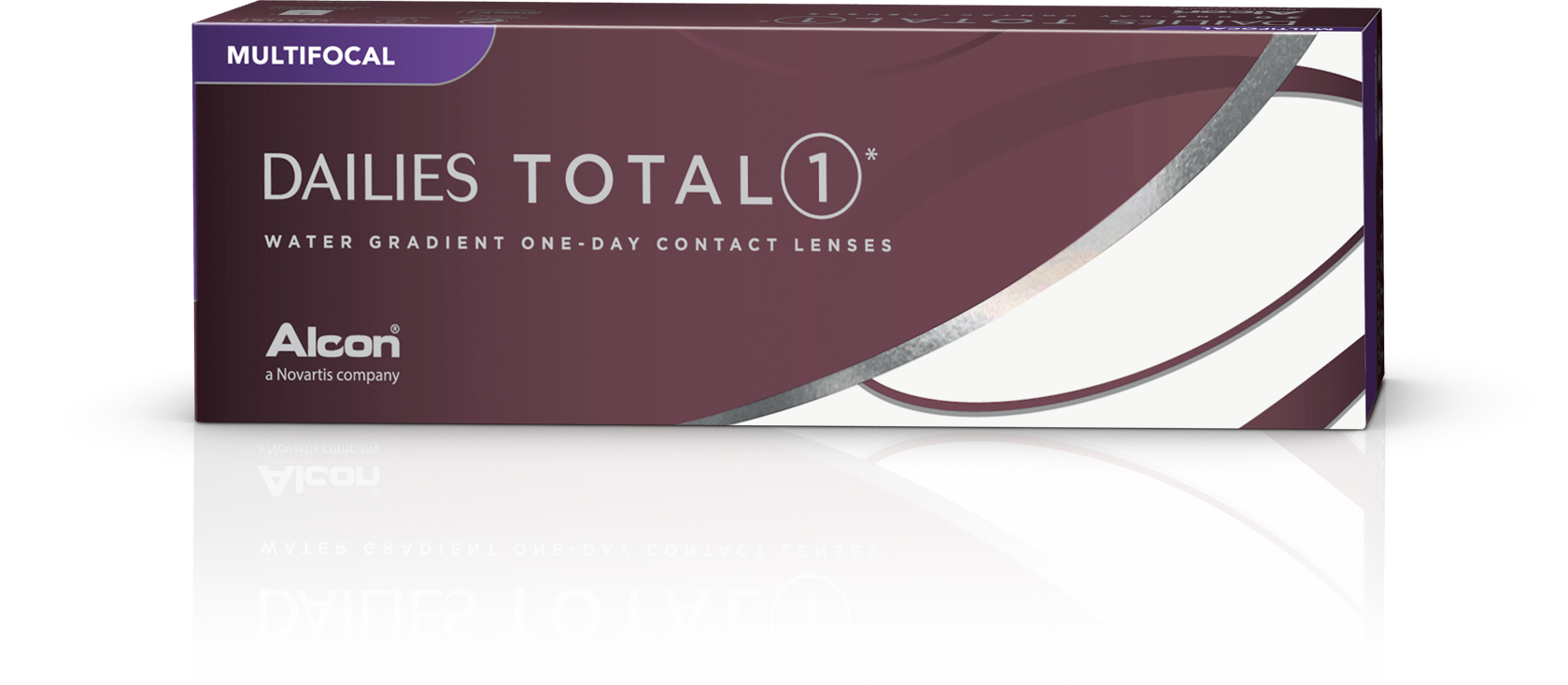 DAILIES TOTAL1® Multifocal Contact Lenses