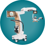 LuxOR® LX3 Ophthalmic Microscope