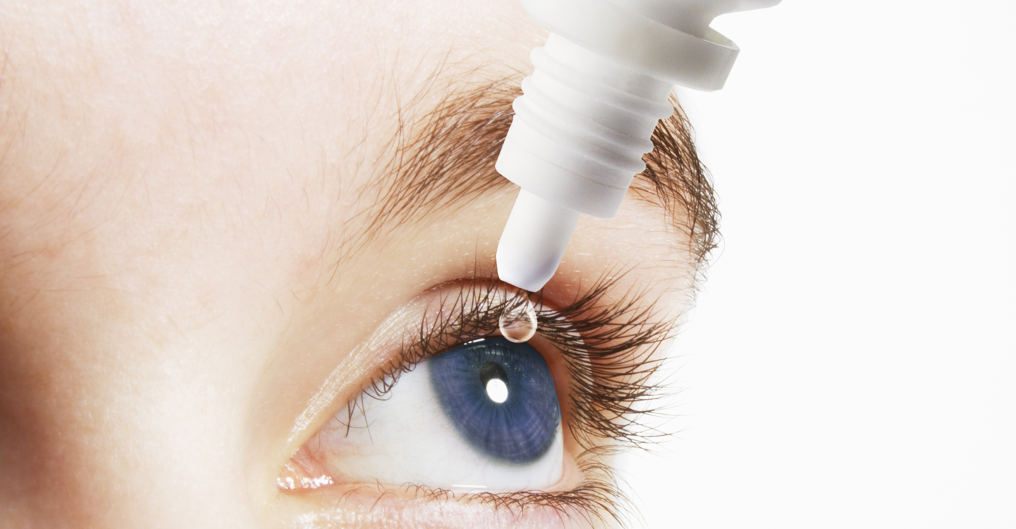 One Drop Relief for Allergic Conjunctivitis