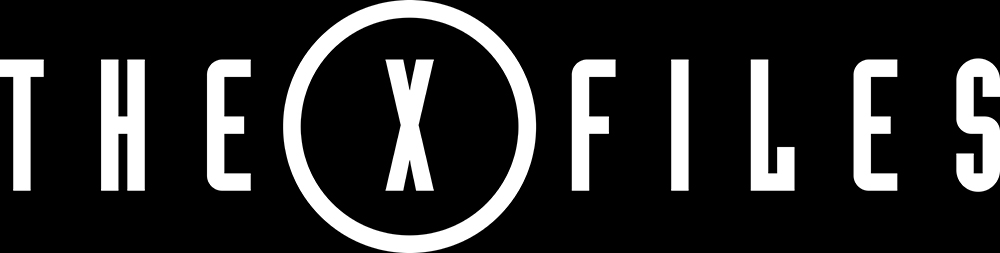 The X-Files TV Show Logo