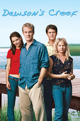 Dawson's Creek '90s TV Poster