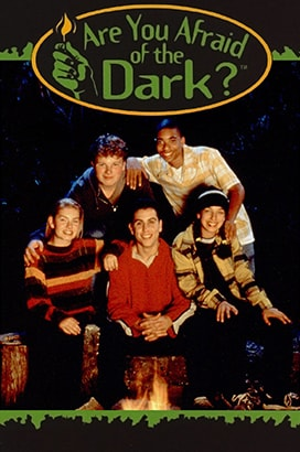 are you afraid of the dark movie poster