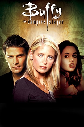 Buffy the Vampire Slayer - TV Show Poster