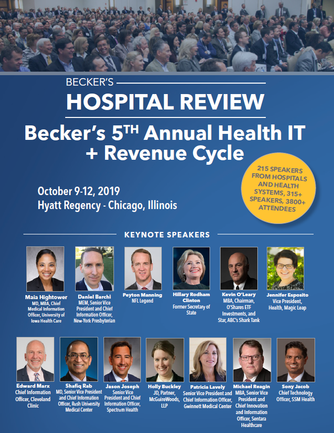 About Becker's Hospital Review