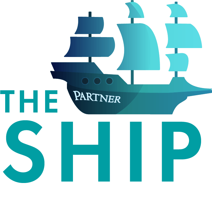 BRP The Ship logo for BRP Partnerships and Integrations