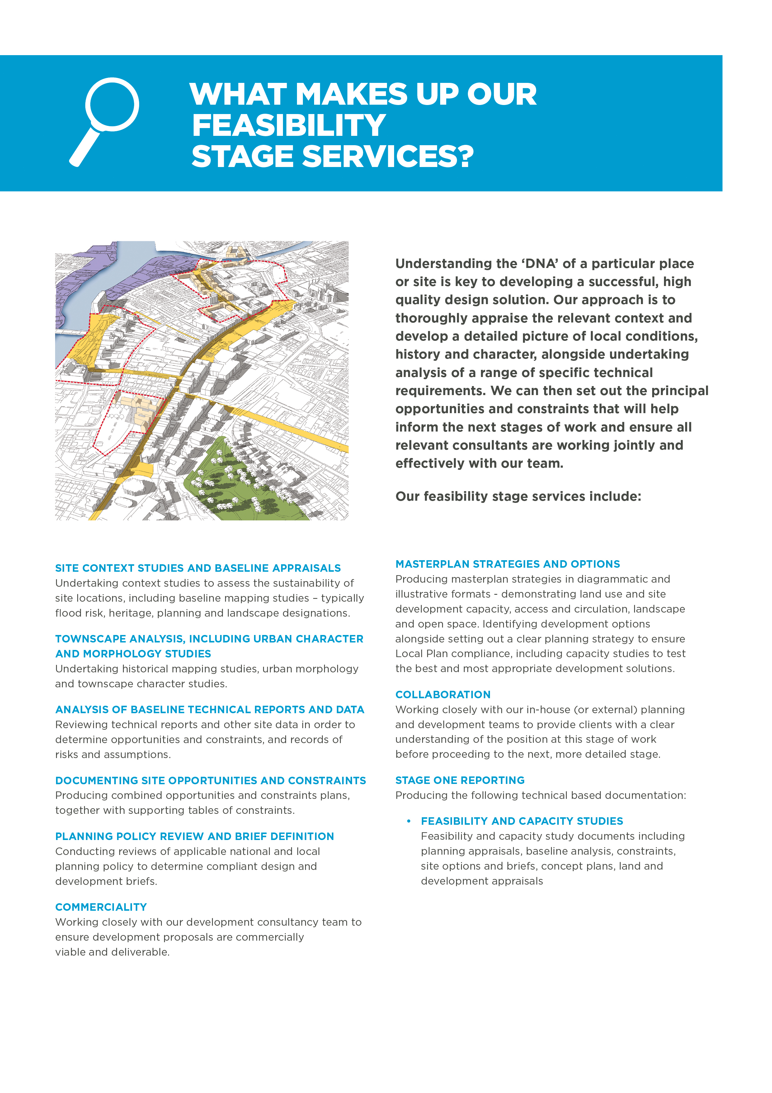 Masterplanning Service | Publications | About Masterplanning