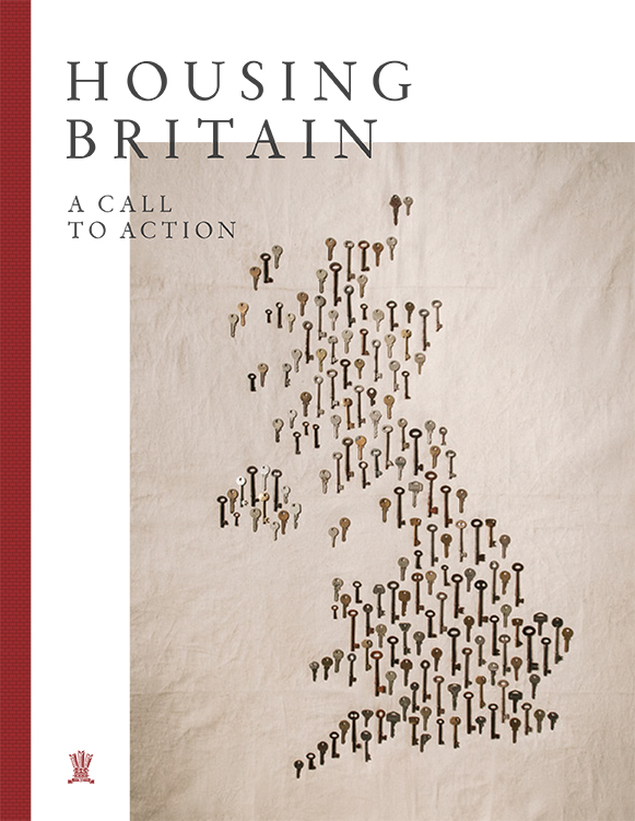 Cover image of Housing Britain: A call to action