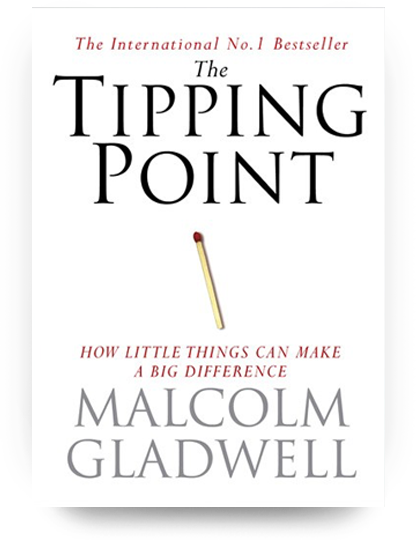 Malcolm Gladwell The Tipping Point