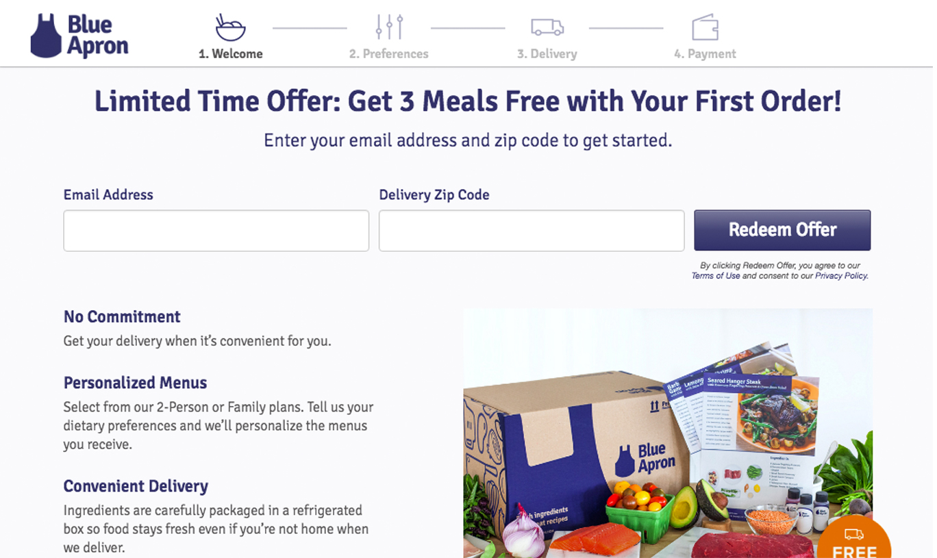 Blue apron zip code - Learn More