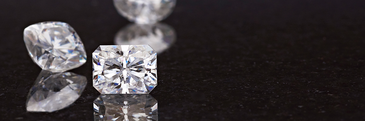 Moissanite Gemstones: Loose Forever One Gems | Charles & Colvard