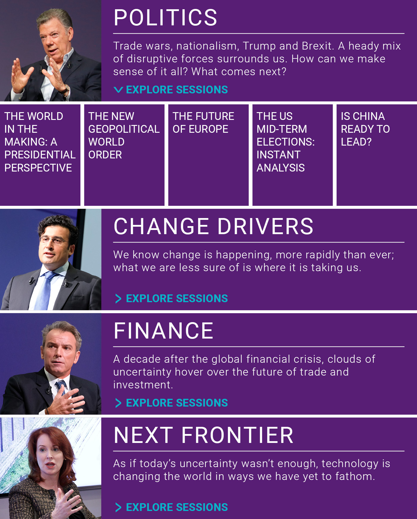Natixis Investment Managers Summit - mobile