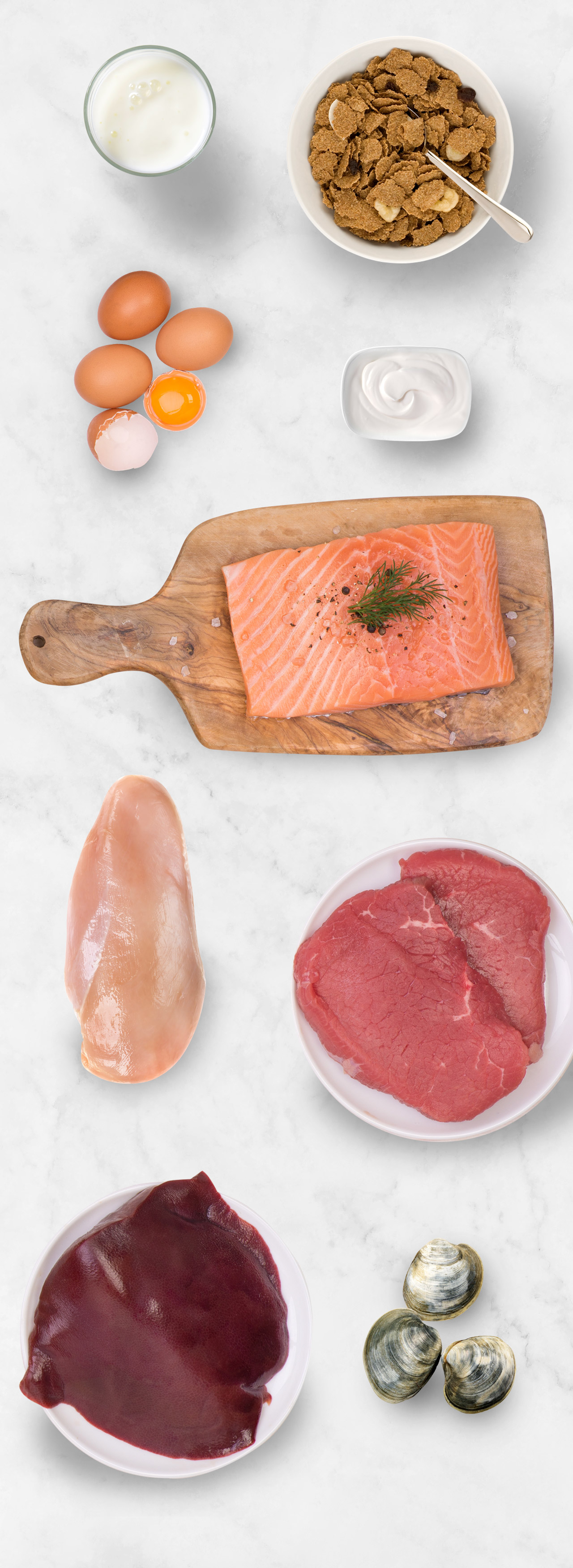 The Best Sources Of Vitamin B12 Health Essentials From Cleveland