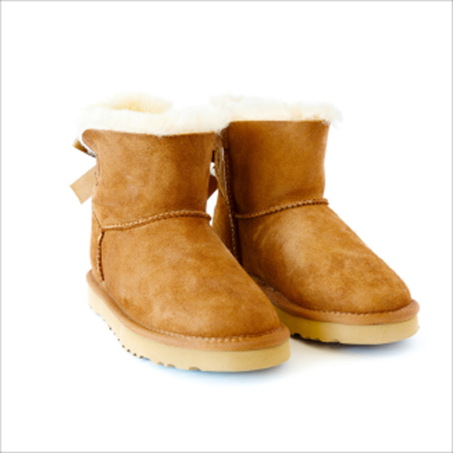 Low Healed Winter Boot