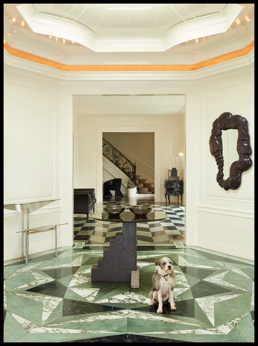 inside the iconic hollywood home of celebrity interior designer