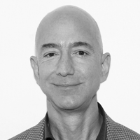 Jeff Bezos  CEO, Amazon