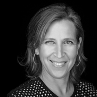 Susan Wojcicki  CEO, YouTube