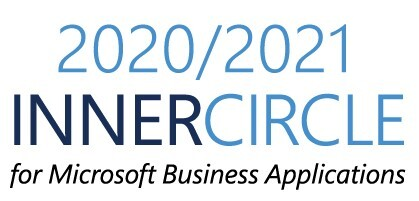 2019/2020 INNER CIRCLE for Microsoft Business Applications