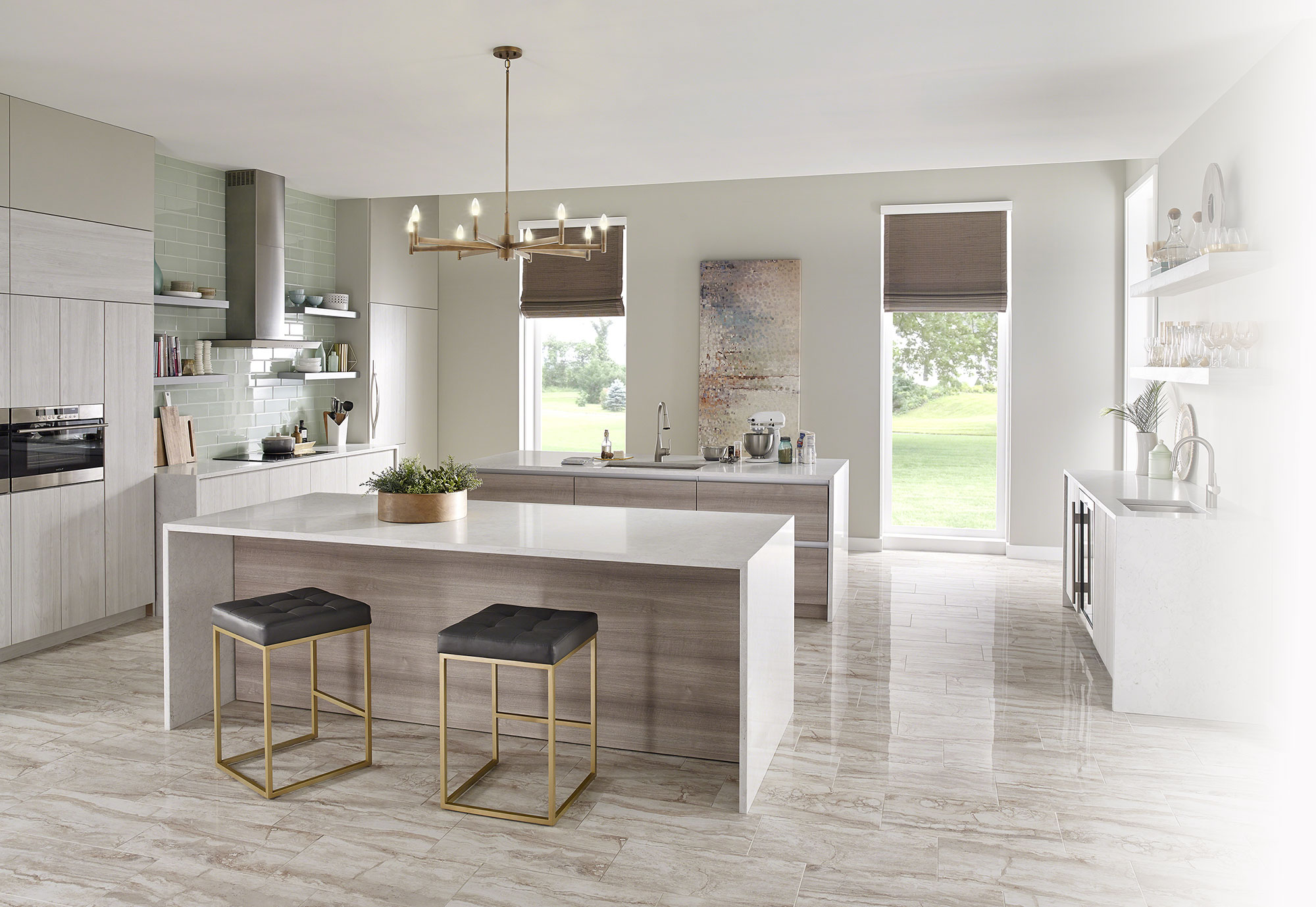 Only Know What You Like When You See It? Take Our 60 Second Quiz To  Discover Countertop Ideas That Best Fit Your Decorating Style.