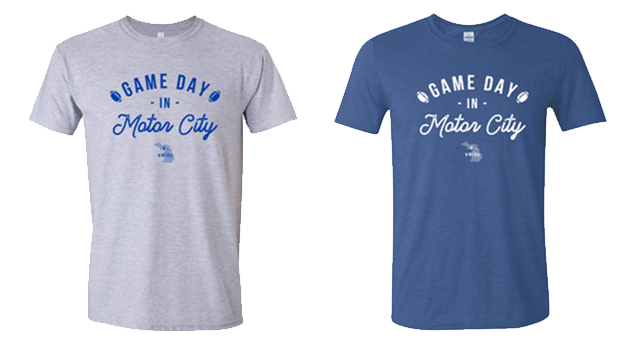 The Stadium Collection | Ford Field