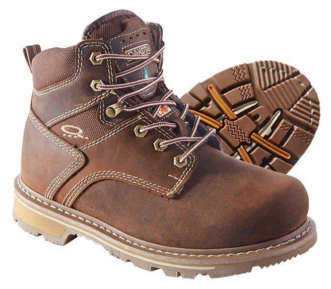 fcf684bdd When safety is a given, everyone can get on with their job. That's why  every work boot we carry is CSA Grade 1 with steel or composite toe and  plate ...