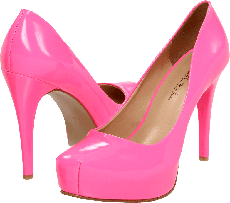 pink pumps sex and the city