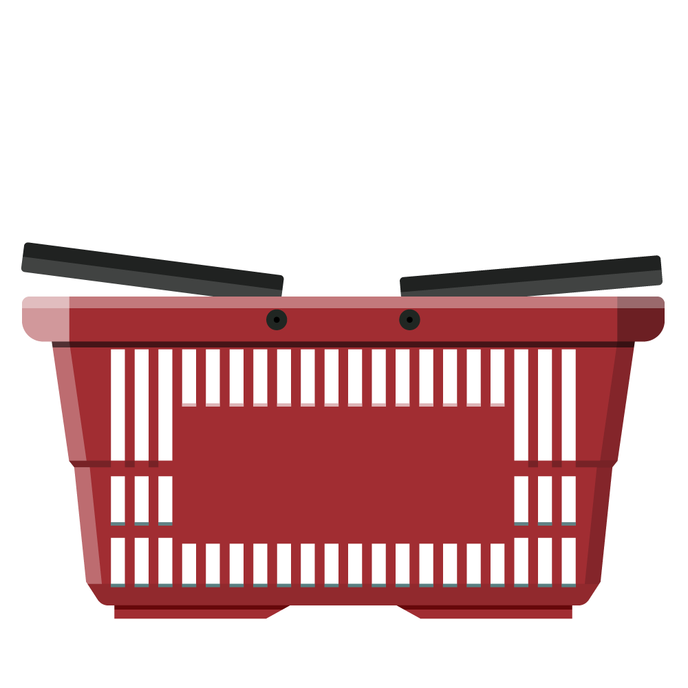Grocery basket 2