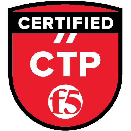 Certification Services F5