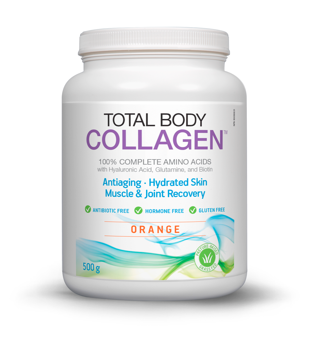 Total Body Collagen Orange