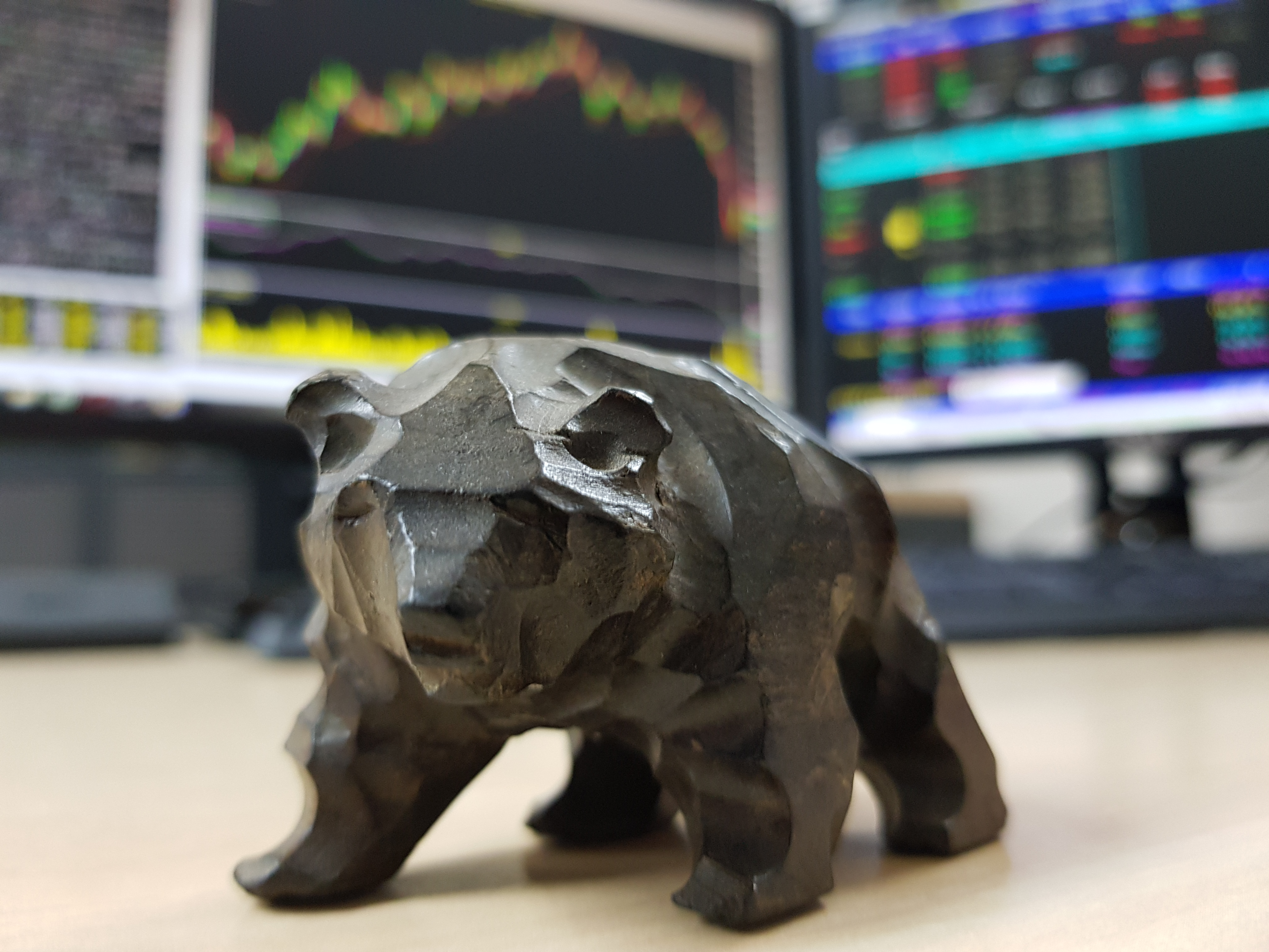 May the bear be with you in Bear Market ...