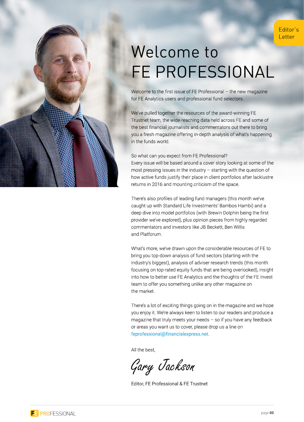 fe professional issue fe analytics trustnet professional all the best