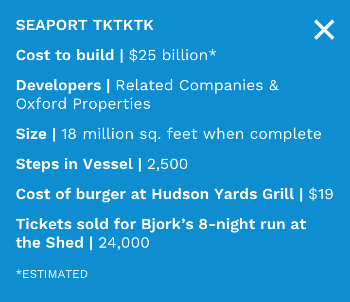 Billionaire Stephen Ross Insists Hudson Yards Is For Everyone  And