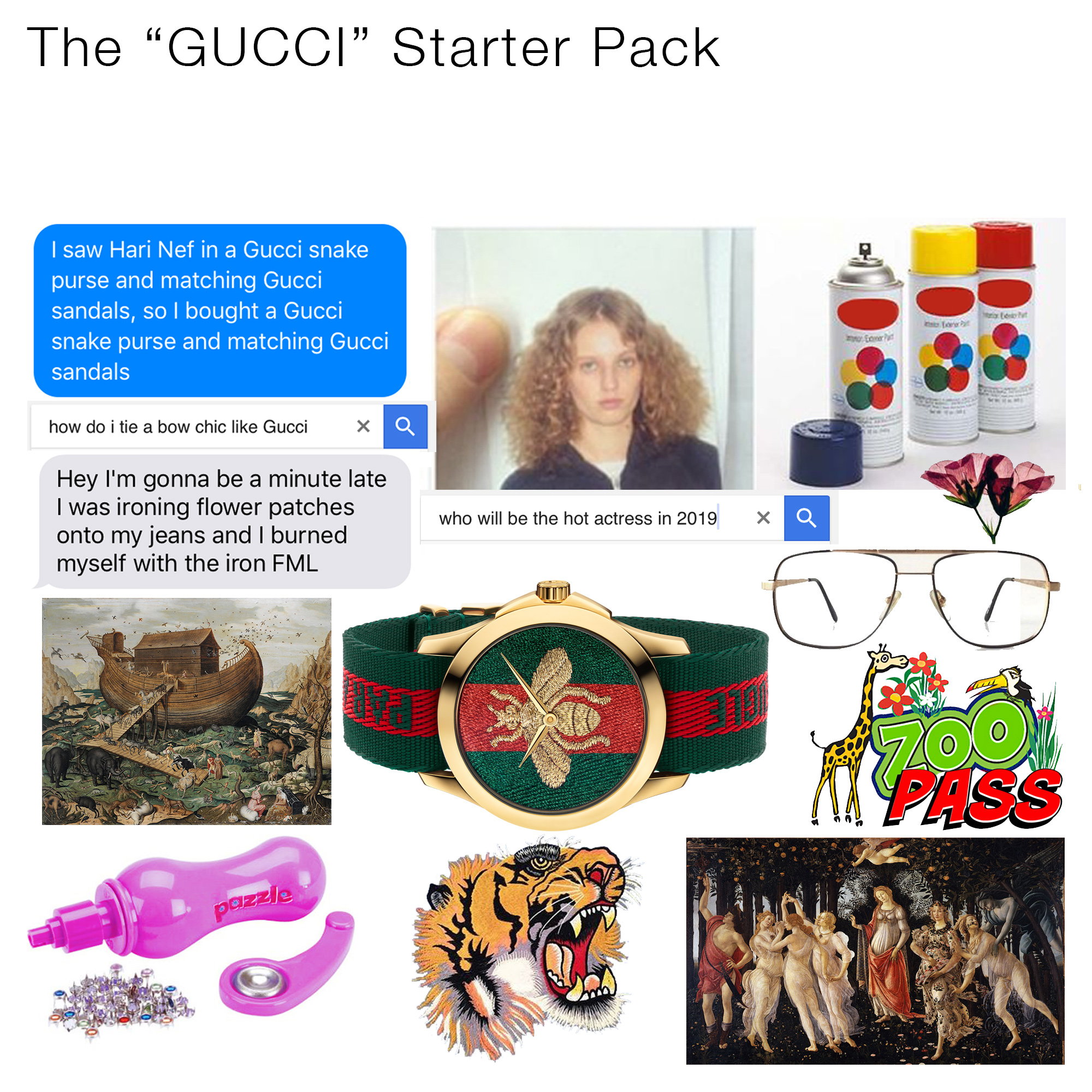 youvegotnomale tfwgucci a collaborative meme project
