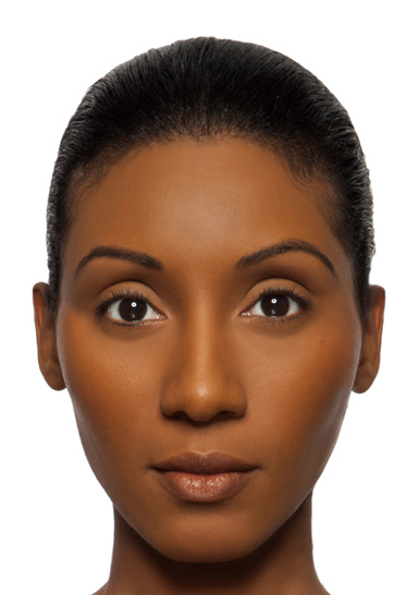 Find Your Shade Iman Cosmetics