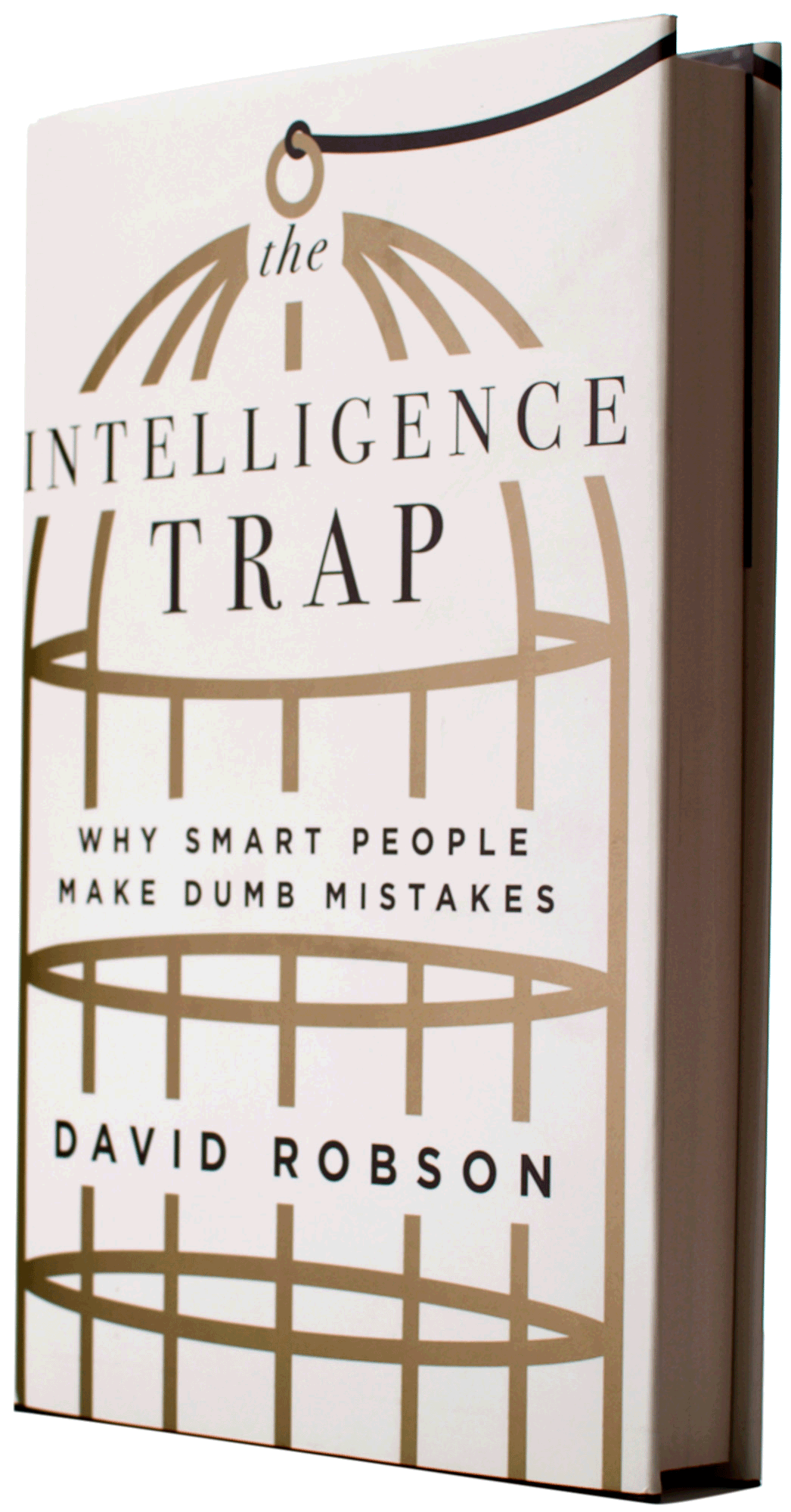 Intelligence Trap book cover