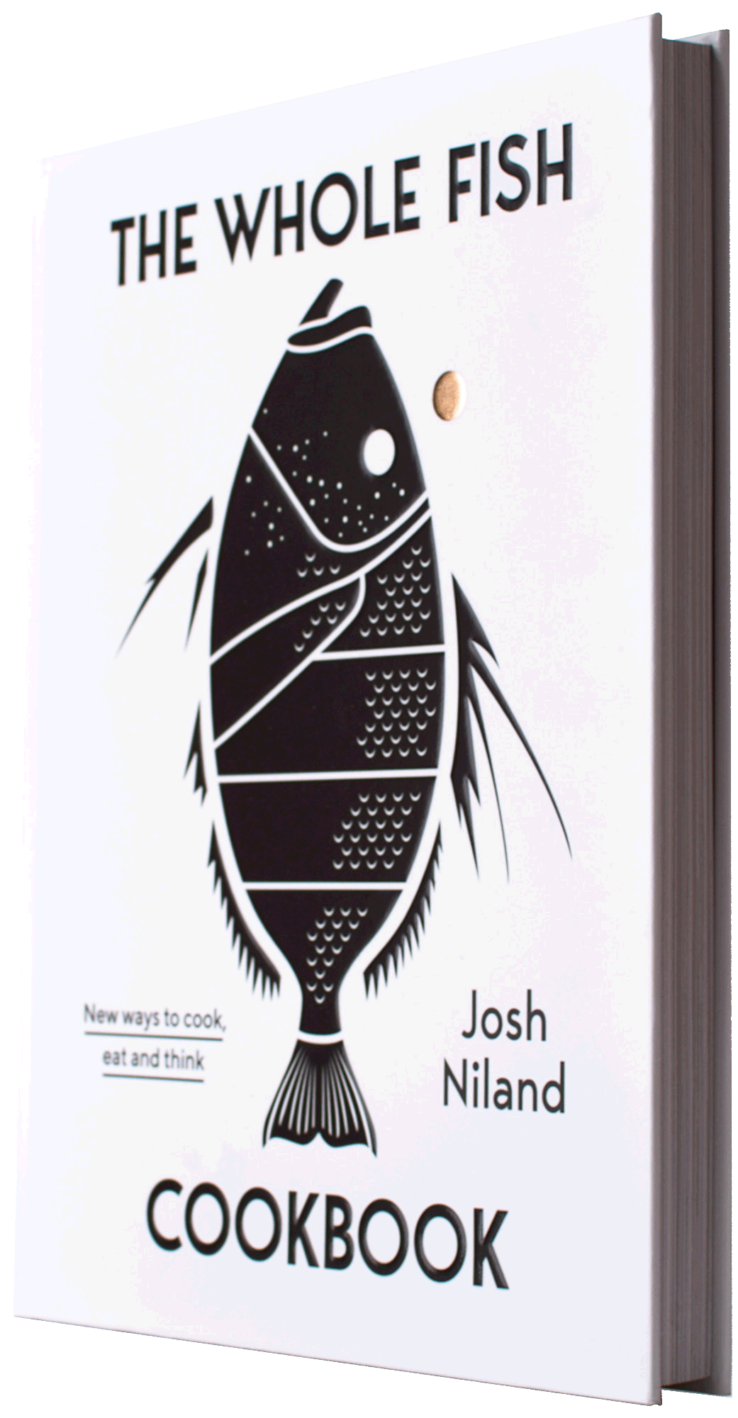 Whole Fish Cookbook book cover