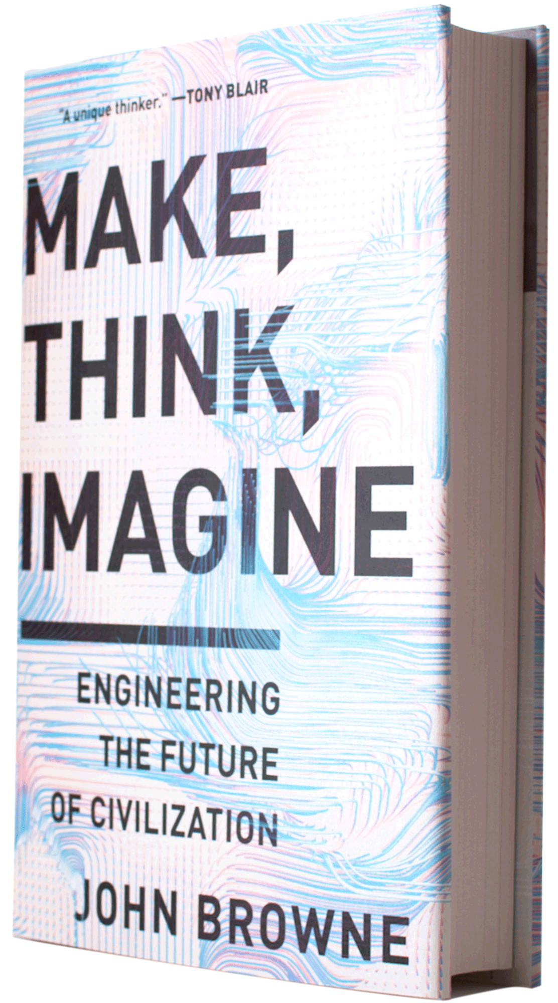 Make, Think, Imagine book cover