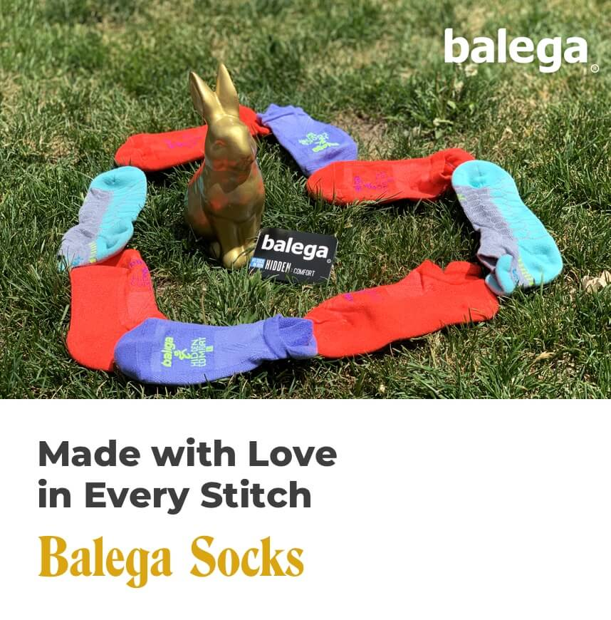 made with love in every stitch - balega