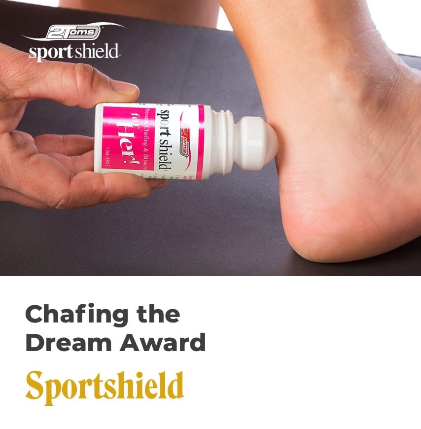 chafing the dream - sportshield
