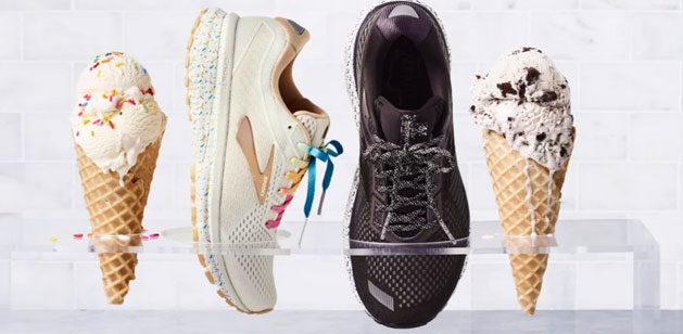 brooks summer melts collection