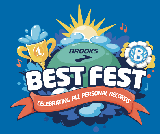 Brooks Best Fest - Celebrating All Personal Records