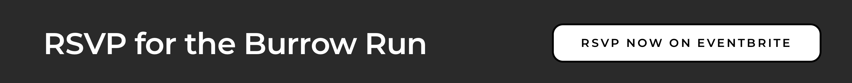 rsvp for the burrow run on eventbrite