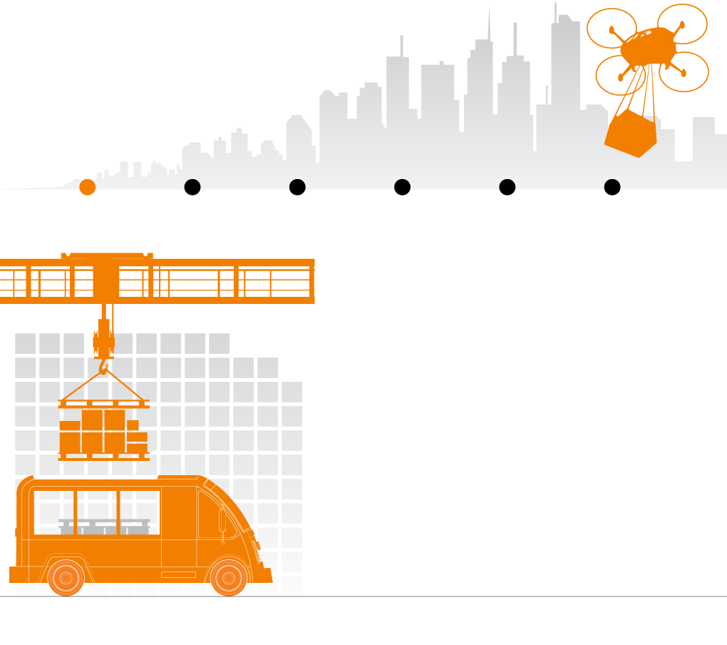 urban commercial transport and the future of mobility mckinsey