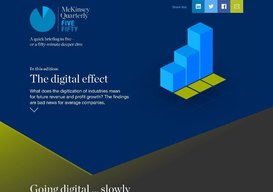 Five Fifty: The digital effect - Desktop Five Fifty: The