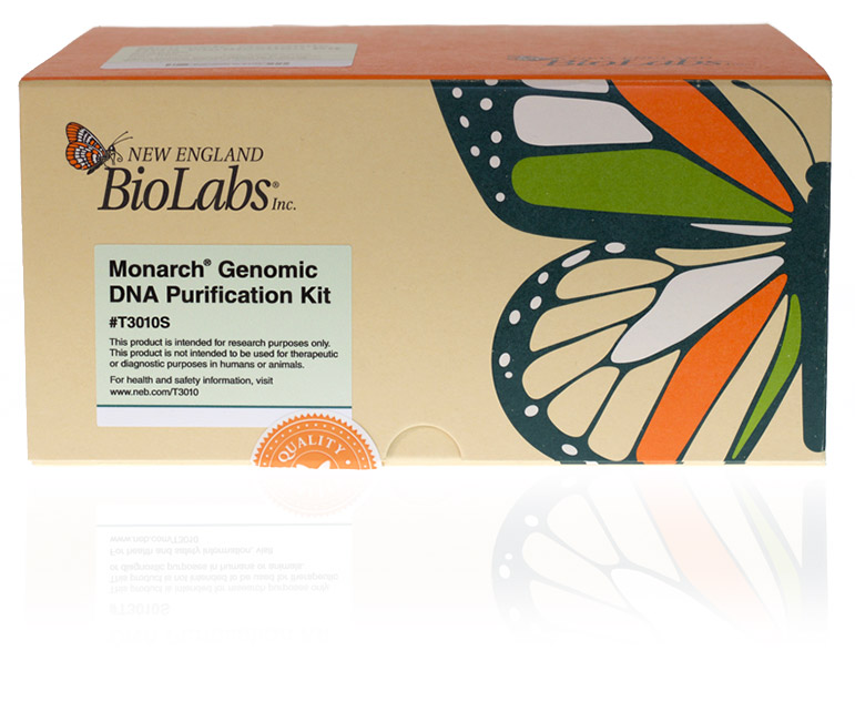 Monarch Genomic DNA Extraction Kit