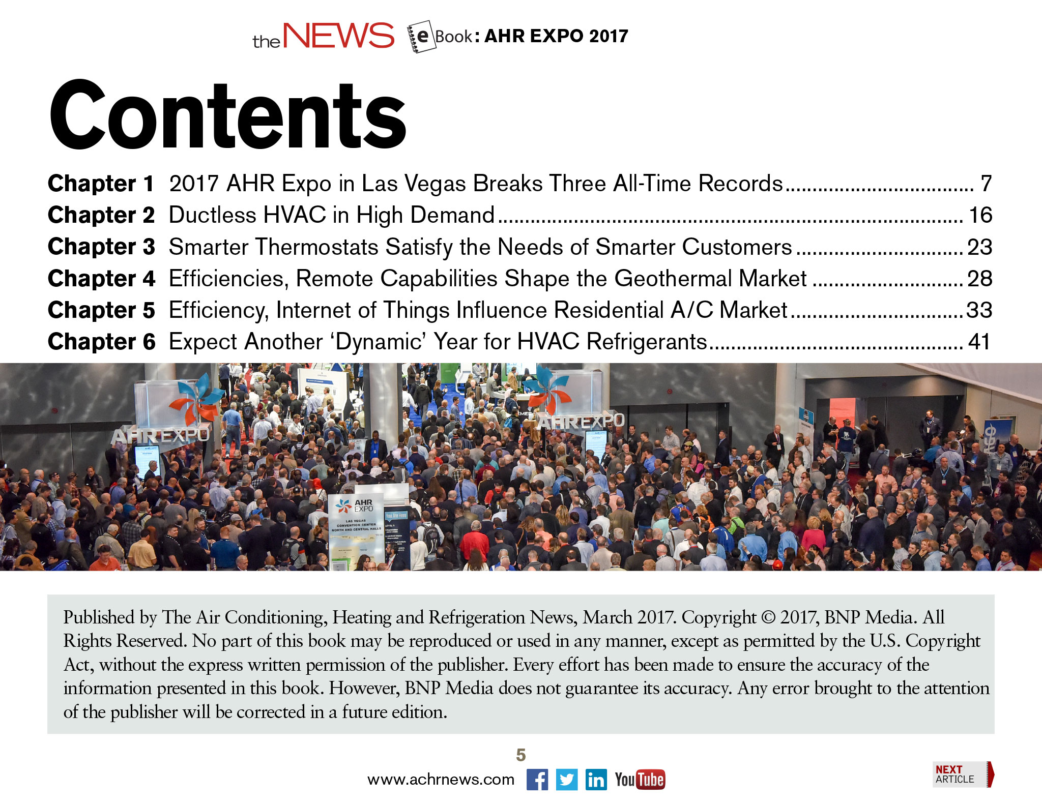 The news 2017 ahr expo ebook fandeluxe PDF