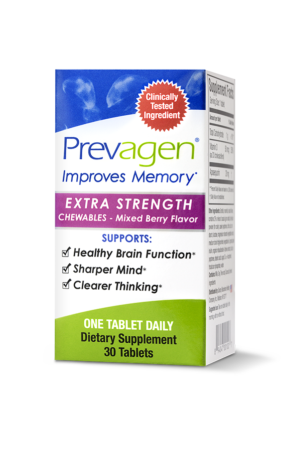 Prevagen Extra Strength Chewables