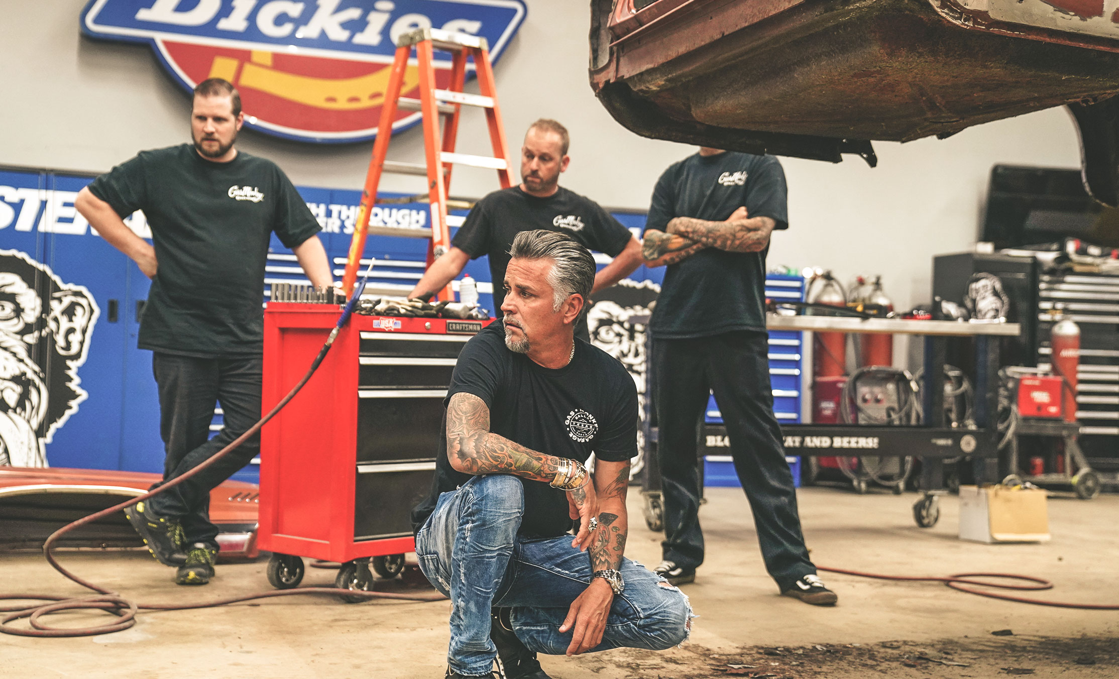 Those Who Impact - Gas Monkey Garage