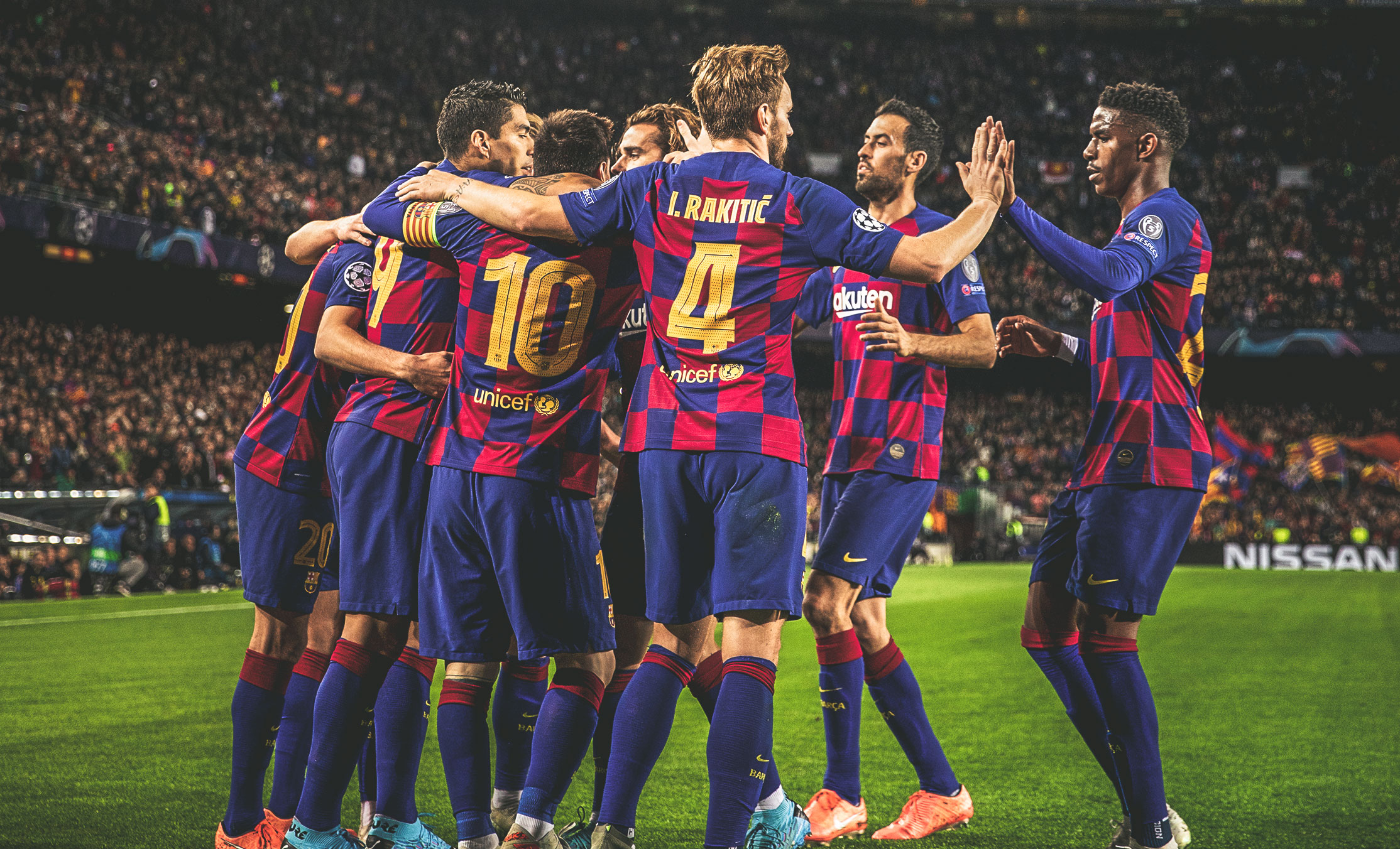 Those Who Inspire - FC Barcelona Men